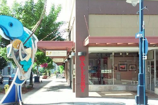 Collective Visions Gallery, Bremerton