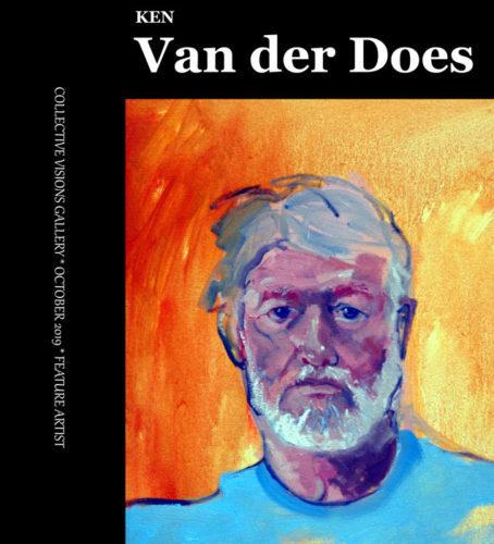 CVG Featured Artis Ken Van der Does